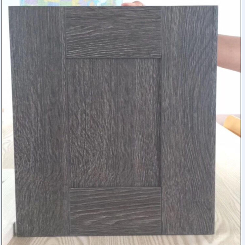 China Customized American Cabinet Style Wooden Laminated Kitchen