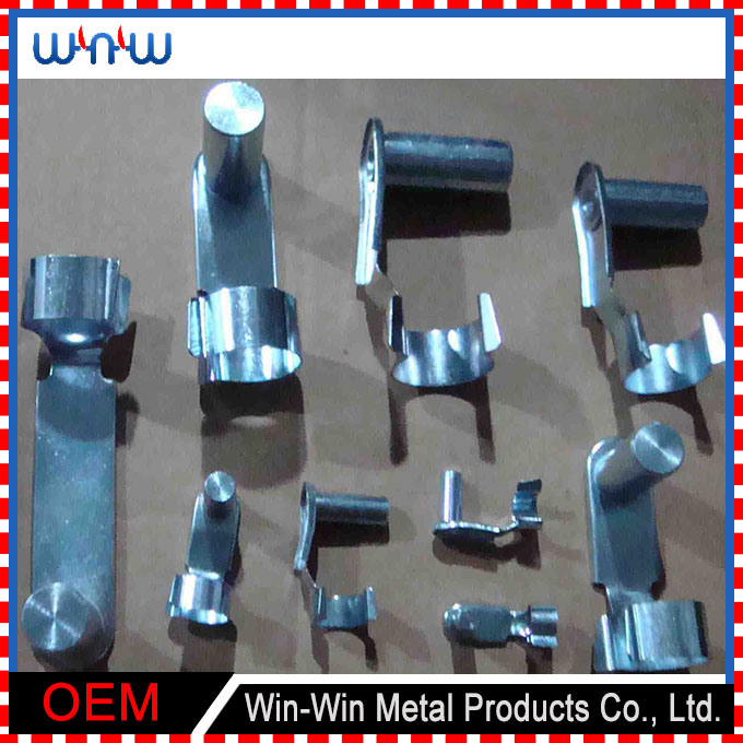 Custom Services Threaded Finished Parts U Forks Precision CNC Machining Parts