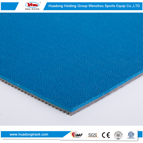 All Weather Outdoor Sports Rubber Floor Mat Volleyball Court Flooring