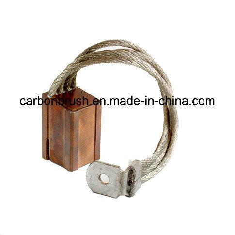 [Hot Item] Offer Copper Carbon Brush, Metal Graphite Brush for Industry MC12