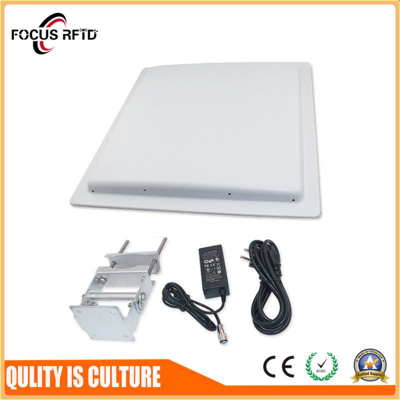 Back To Search Resultssecurity & Protection Smart Card System Uhf Rfid Long Range Reader 12m Integrated Long Range Uhf Rfid Card Reader For Passive Access Control
