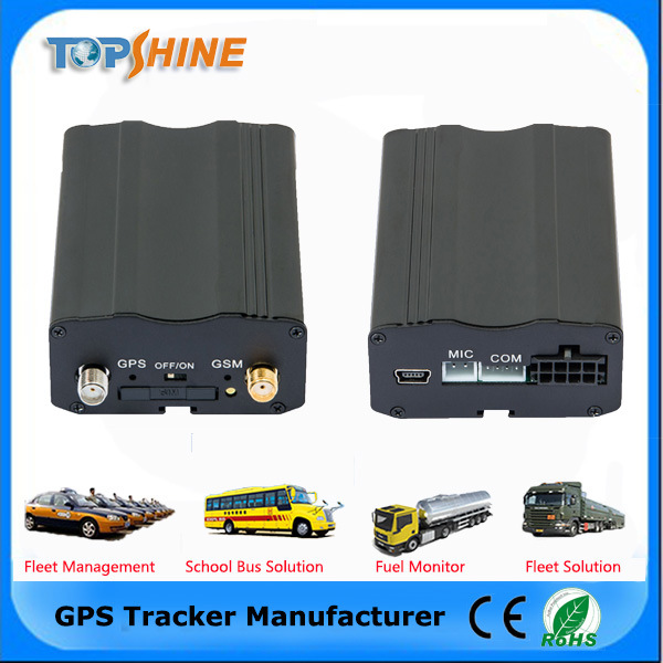 Anti-Theft GPS Tracker with Car Alarm System pictures & photos