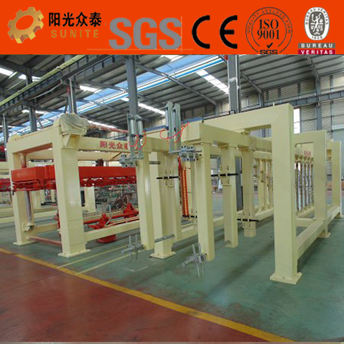China Environmental Autoclaved Aerated Concrete AAC Block