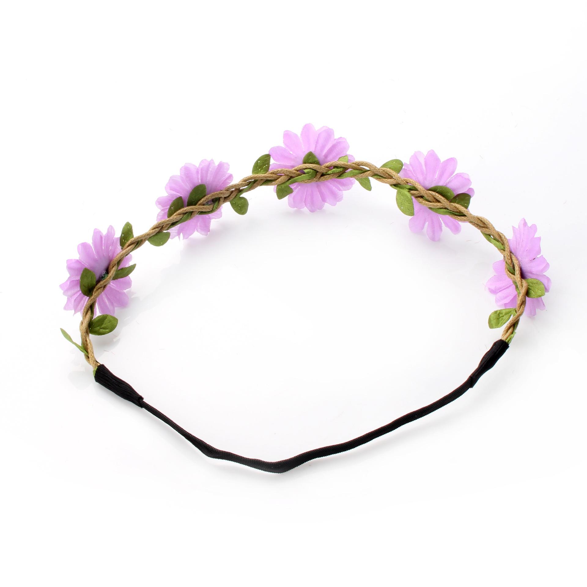 China Hawaii Wreath Lei Party Favors Necklace Bracelets Headband