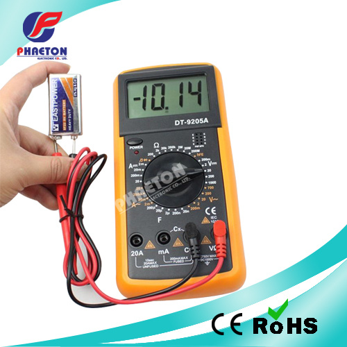 [Hot Item] Digital Dt9205A LCD Display Multimeter