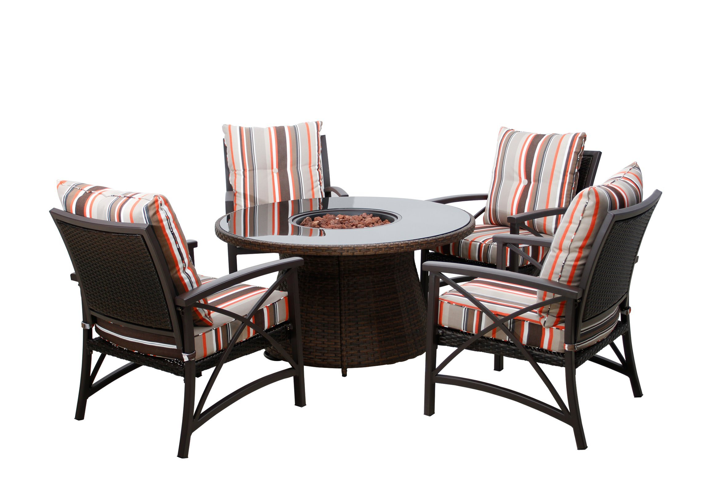 Image of: China Garden Outdoor Modern Rattan Table And Chair Home Heater Hotel Firepit Furniture China Garden Furniture Furniture