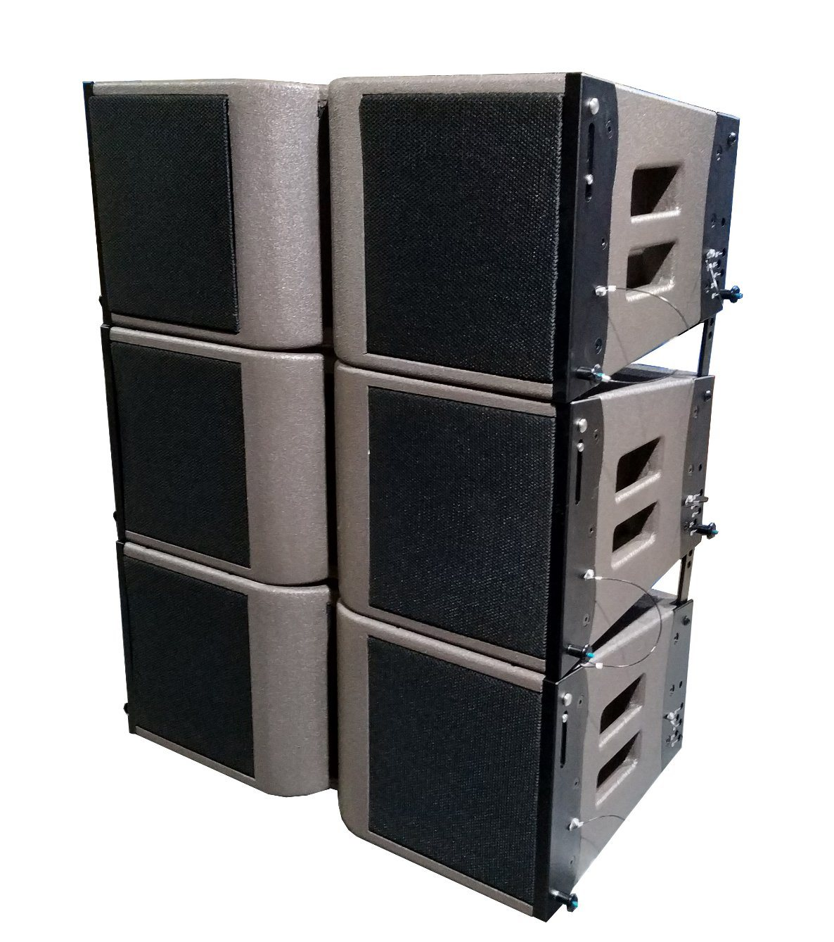 High Powerful Kara Dual 8inch Two Way Line Array Speaker pictures & photos