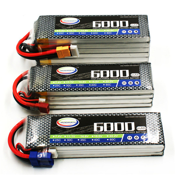 what is a 6s lipo battery