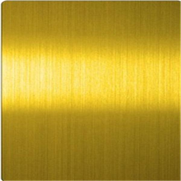 China Golden Color 201 202 304 430 Ba Stainless Steel