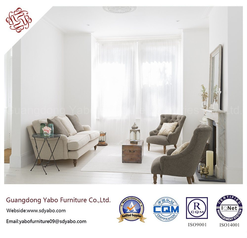 China Creative Hotel Furniture with Living Room Furniture Set (YB-B ...