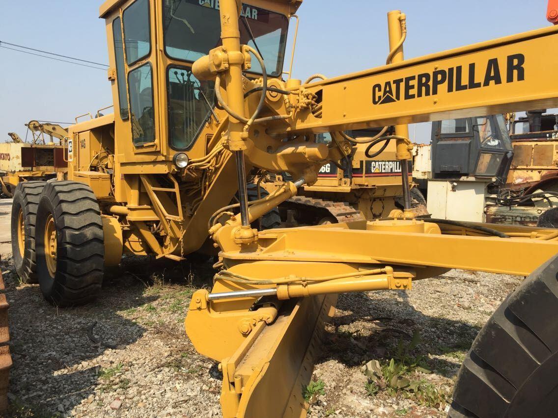 Used Cat 14G Motor Grader Caterpillar 14G Grader for Sale