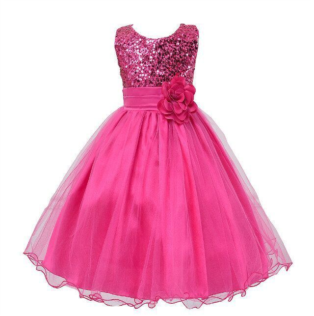 China Pretty Child Little Girl Wedding Dress Formal Party Dresses ...