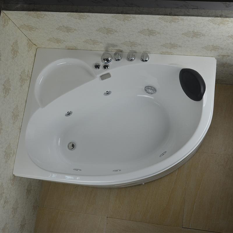China Acrylic Whirlpool Hot Tub Jacuzzi Massage Bathtub (BG-5003 ...