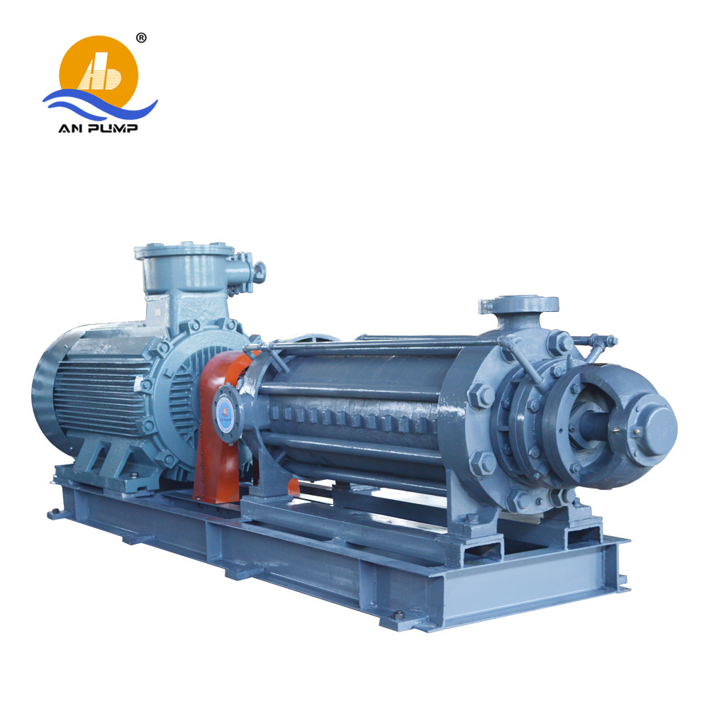China Electric Stainless Steel High Pressure Multistage Centrifugal ...