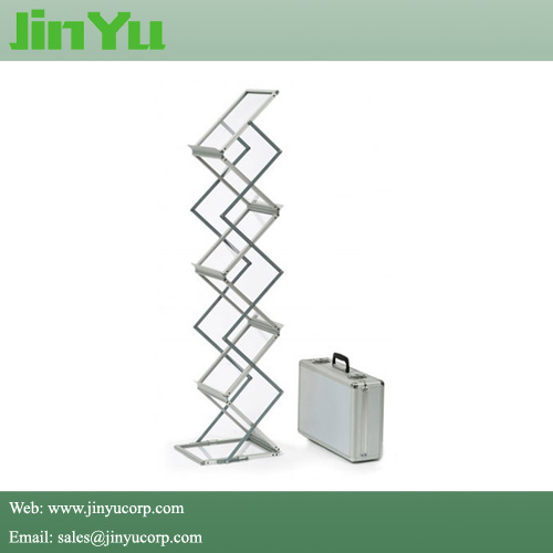 China Zed Up Light Weight Portable Literature Display Holder China Beauteous Portable Literature Display Stands