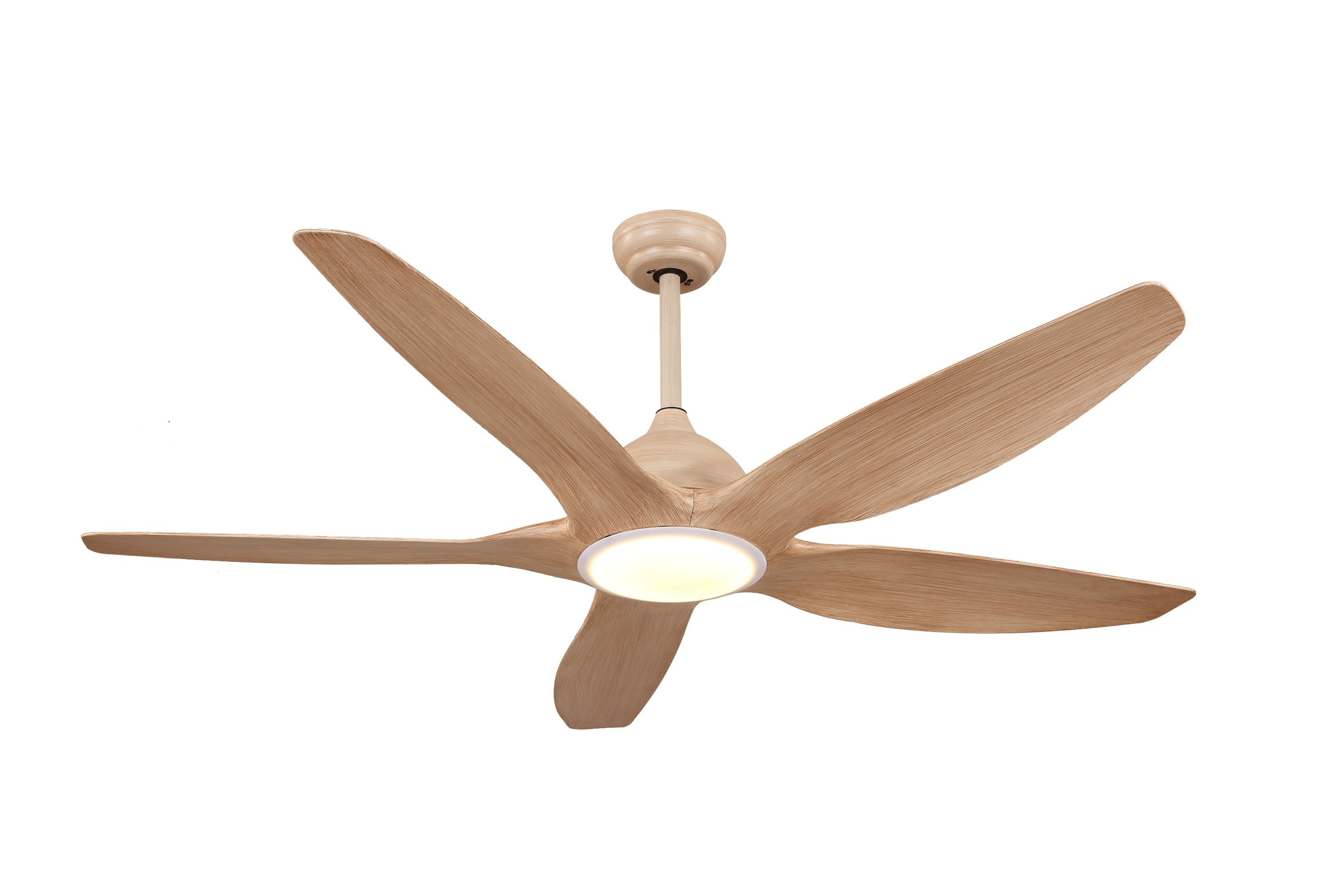 62 Inch High Quality Ac Dc Ceiling Fan With Lights With 5 Blades Form China Supplier China Ceiling Fan And Dc Fan Price