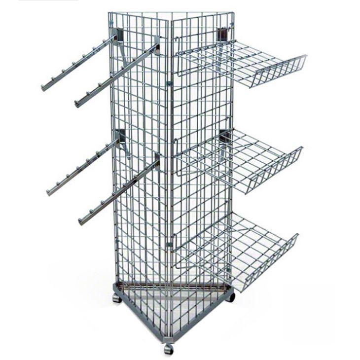 3 Panel Display Wire Racks - Wiring Diagram