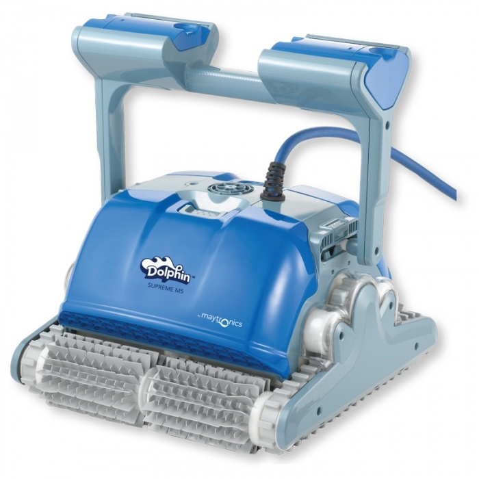 [Hot Item] New Type Automotive Swimming Pool Robot Cleaner Equipment