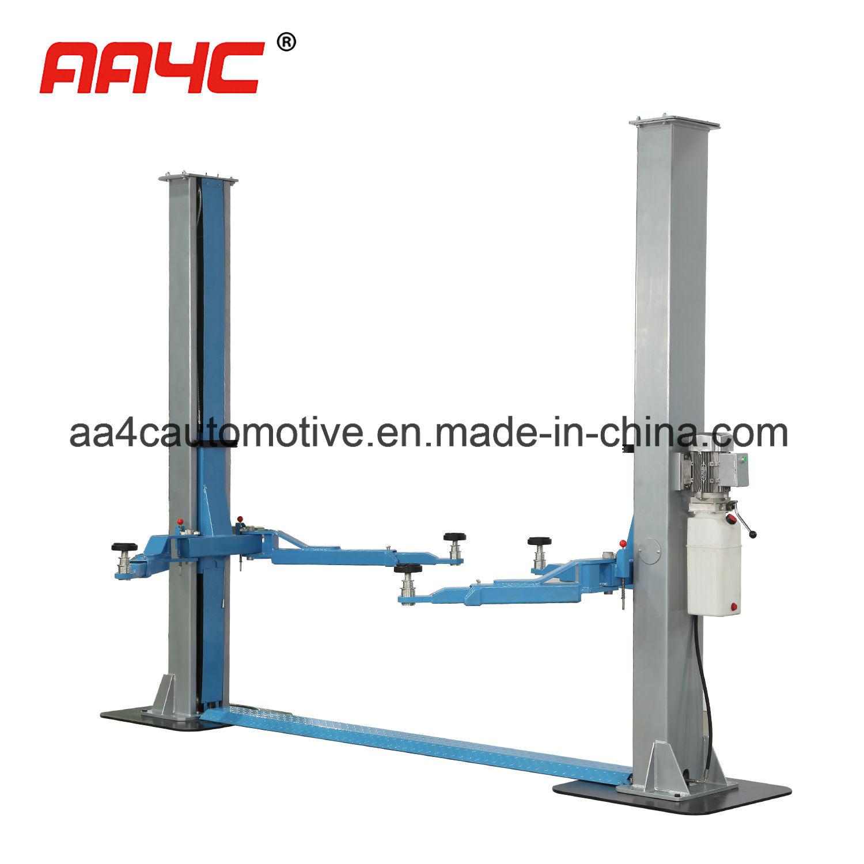 China 2 Sides Manual Lock Release 2 Post Car Lift AA-2pfp40 (4.0T) - China Car  Lift, Garage Equipment