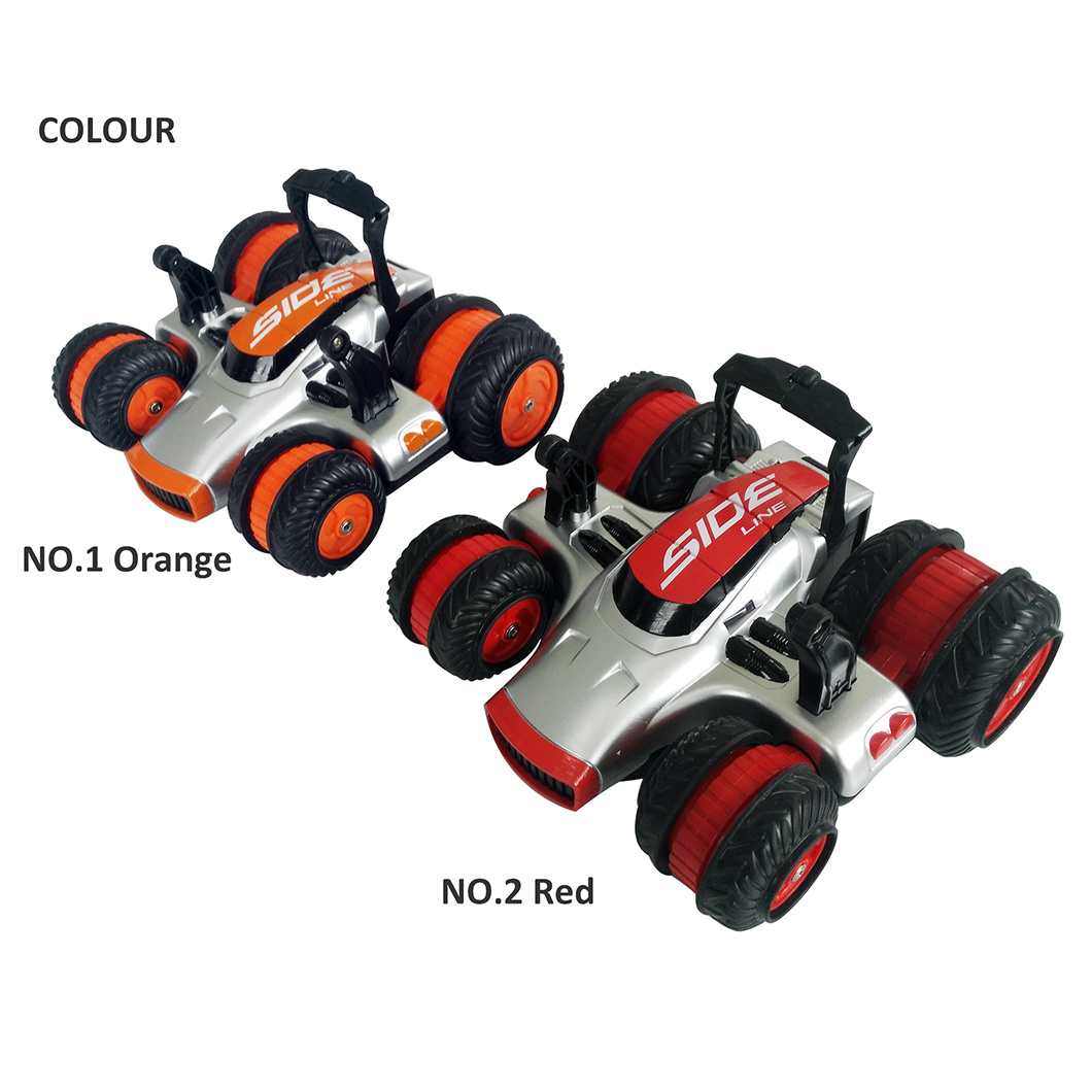 China Spin Slider Car 360 Rc Tumbler Stunt For Kids Toy Remote Control Buggy Product