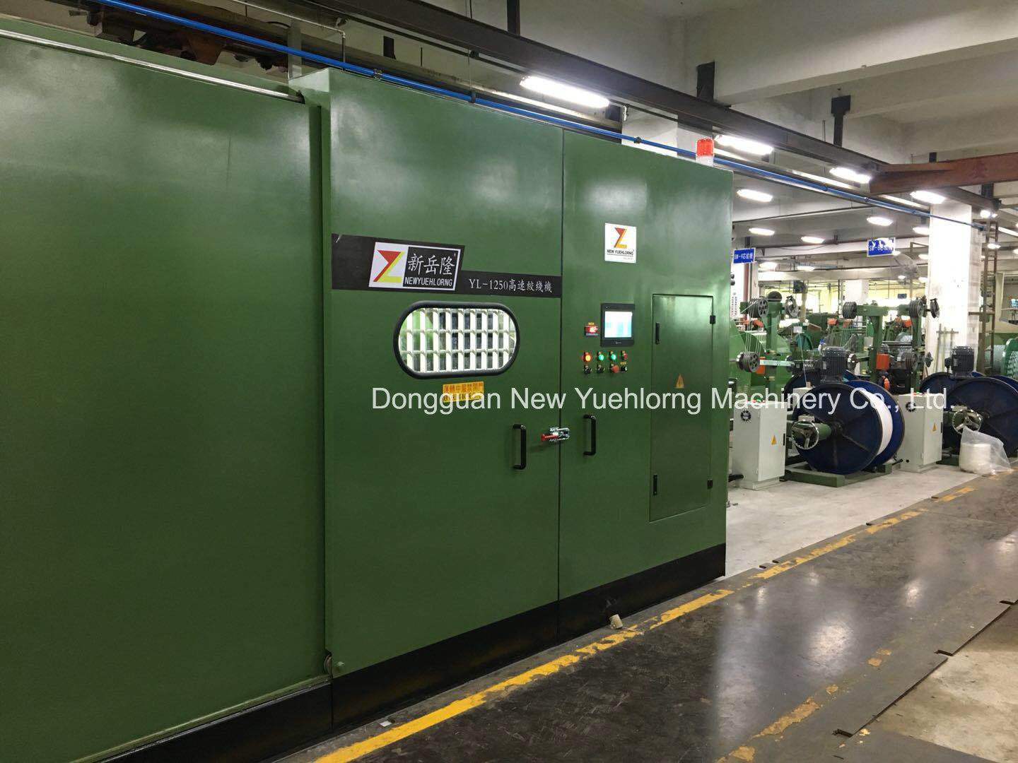 China High Speed Standard Wire Cable Stranding Machine (800-1250mm ...