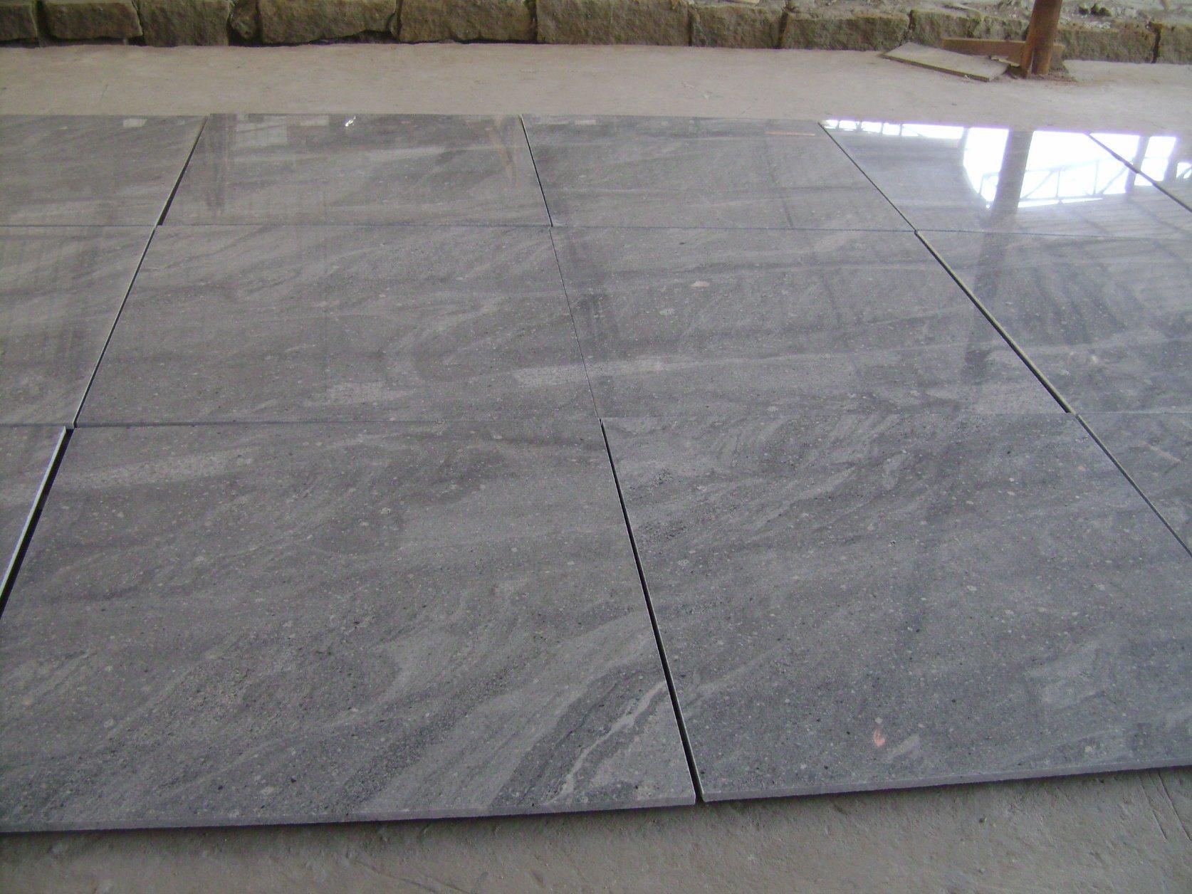 Atlatic Gray China Grey Granite Tiles Slabs Floor Wall China Granite Tiles Granite Floor Covering