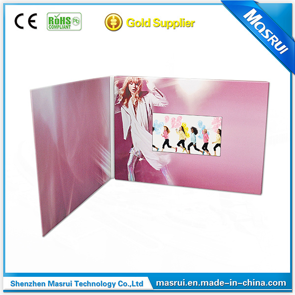 China Happy Birthday Cards Video Greeting Card For Teachers Day
