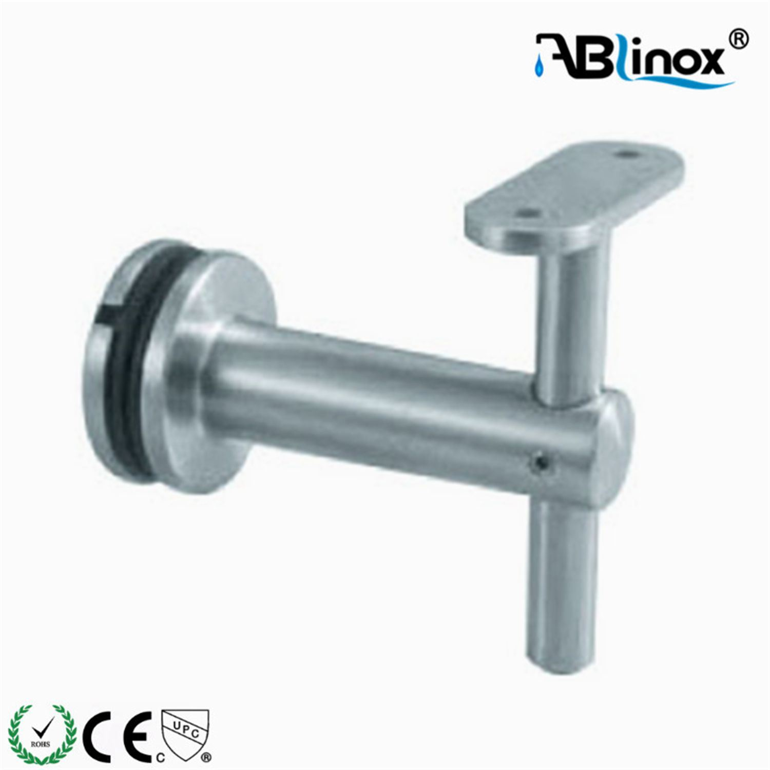 [Hot Item] Adjustable Easy Install Pipe Handrail Pipe Brackets Fitting
