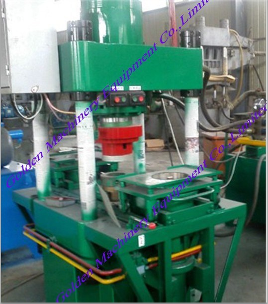 Chinese Animal Nutrition Hydraulic Mineral Licking Salt Block Press Machine pictures & photos