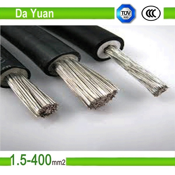 Low Cost High Quality 4/6/10mm2 Solar PV Cable for Solar Energy System