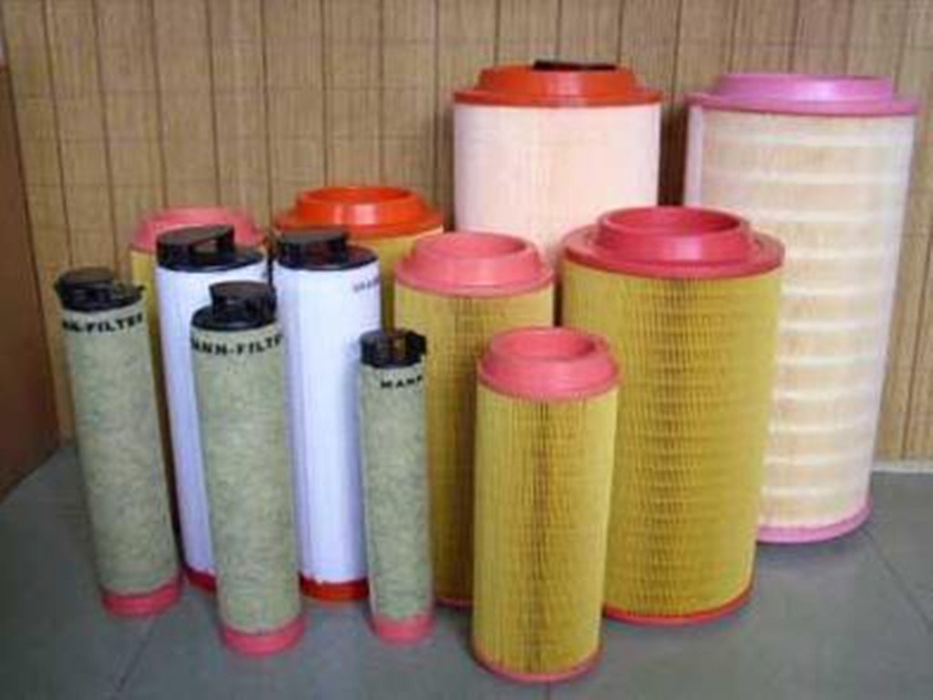 China Sino Howo Dongfeng Foton Truck Parts Air Oil Fuel Filter Mr Gasket