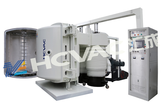 Car Parts Chrome Plating Machine, Automotive Parts Vacuum Metallizing Machine pictures & photos