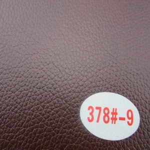 Semi PU Furniture Leather (Hongjiu-378#) pictures & photos