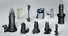 Sewage Drainage Treatment Pump