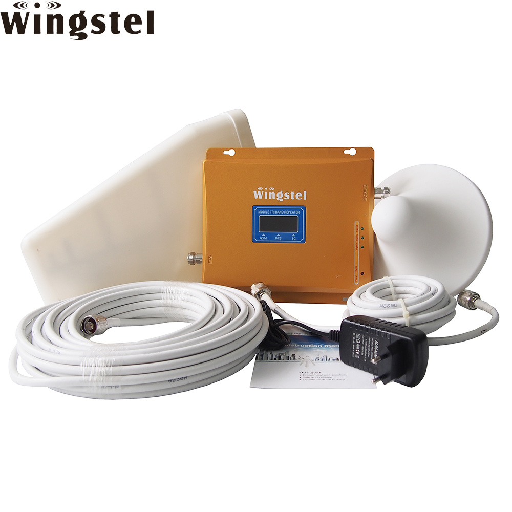 af9e4a90dbbe76 Top Selling Wireless Cellular GSM 2g 3G 4G Mobile Network Signal Repeater  Cell Phone Signal Booster