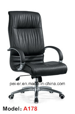 Office Executive Leather Ergonomic Revolving Director Boss Chair (A178)