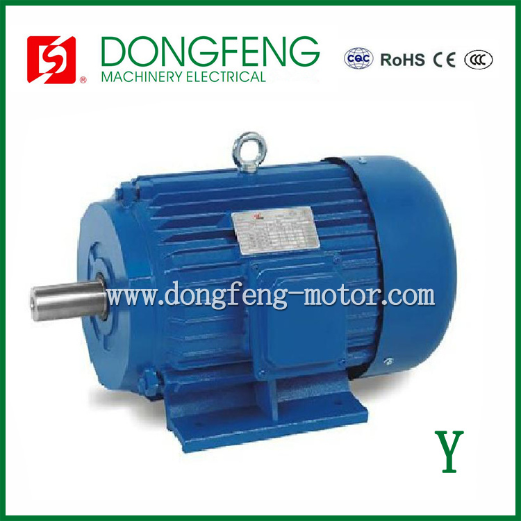 China Y Series 100% Copper Wire Three Phase AC Motor - China ...