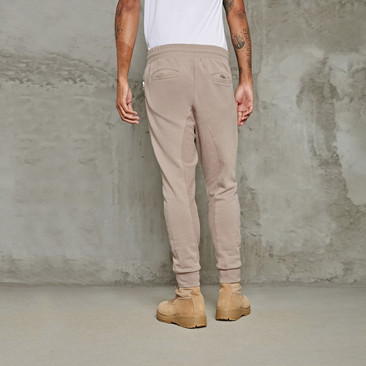 8617aee8caf6 Custom Reverse Weave Pants 100% Cotton Trousers Fleece Terry Jogger Pant  for Men