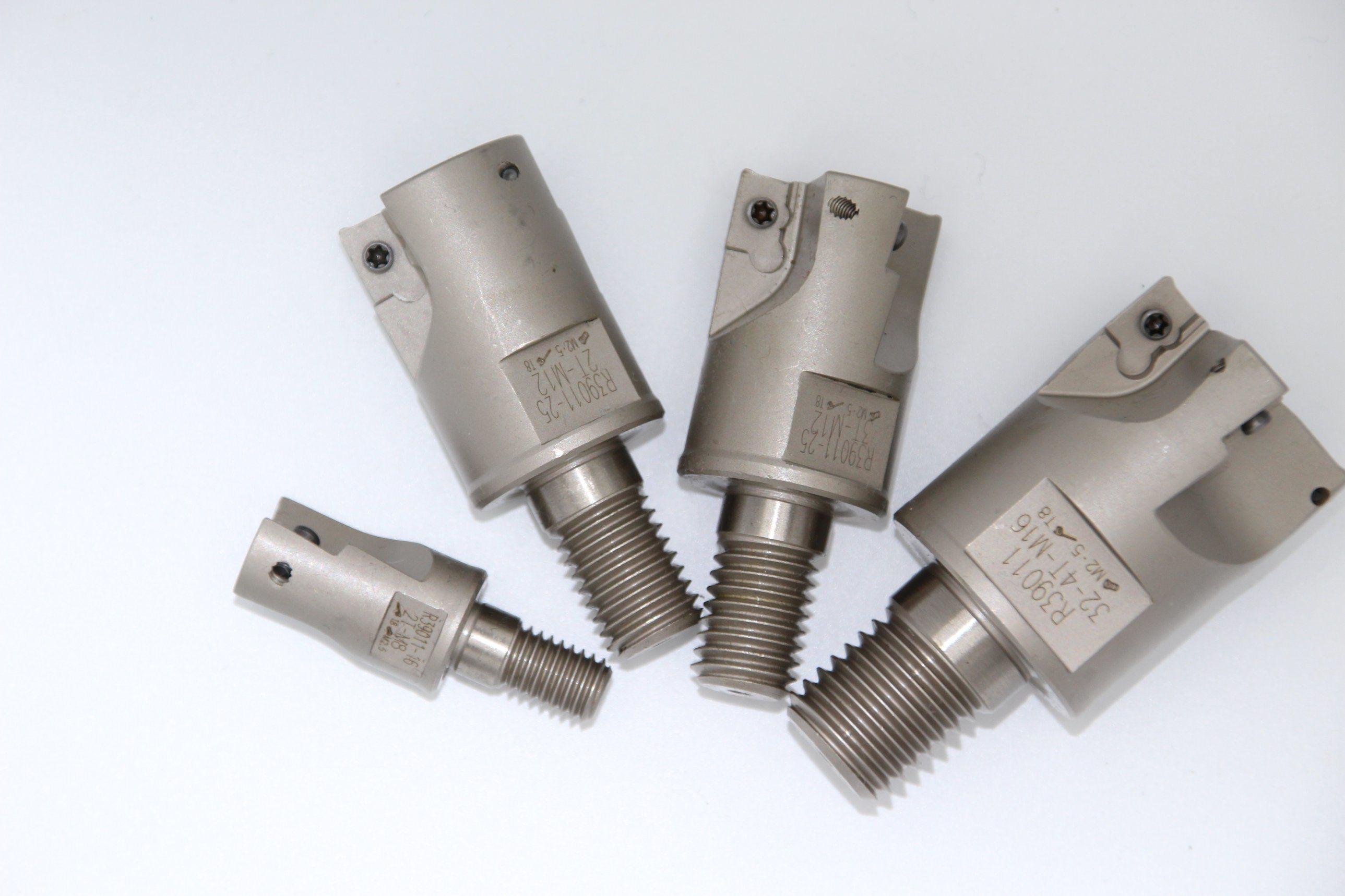 [Hot Item] Krte High Precision Shoulder/Cutting End Mills (R390)