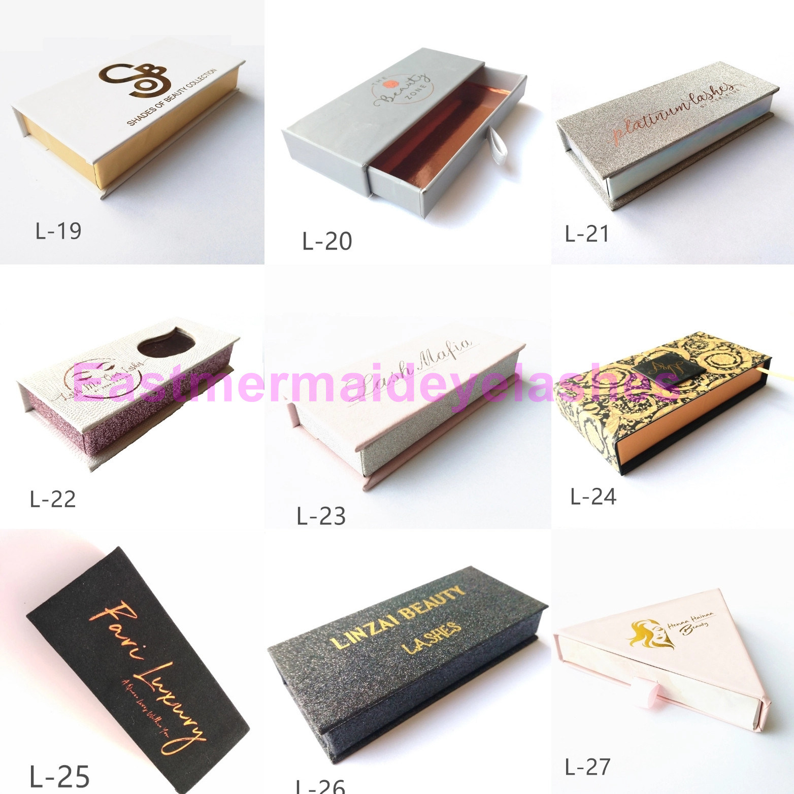 1ee97dc1d95 China 3D Mink Lashes Custom Packaging Box Makeup Customize Strips Eyelashes  Packaging Box - China Eyelashes Box, Cuztomized Box