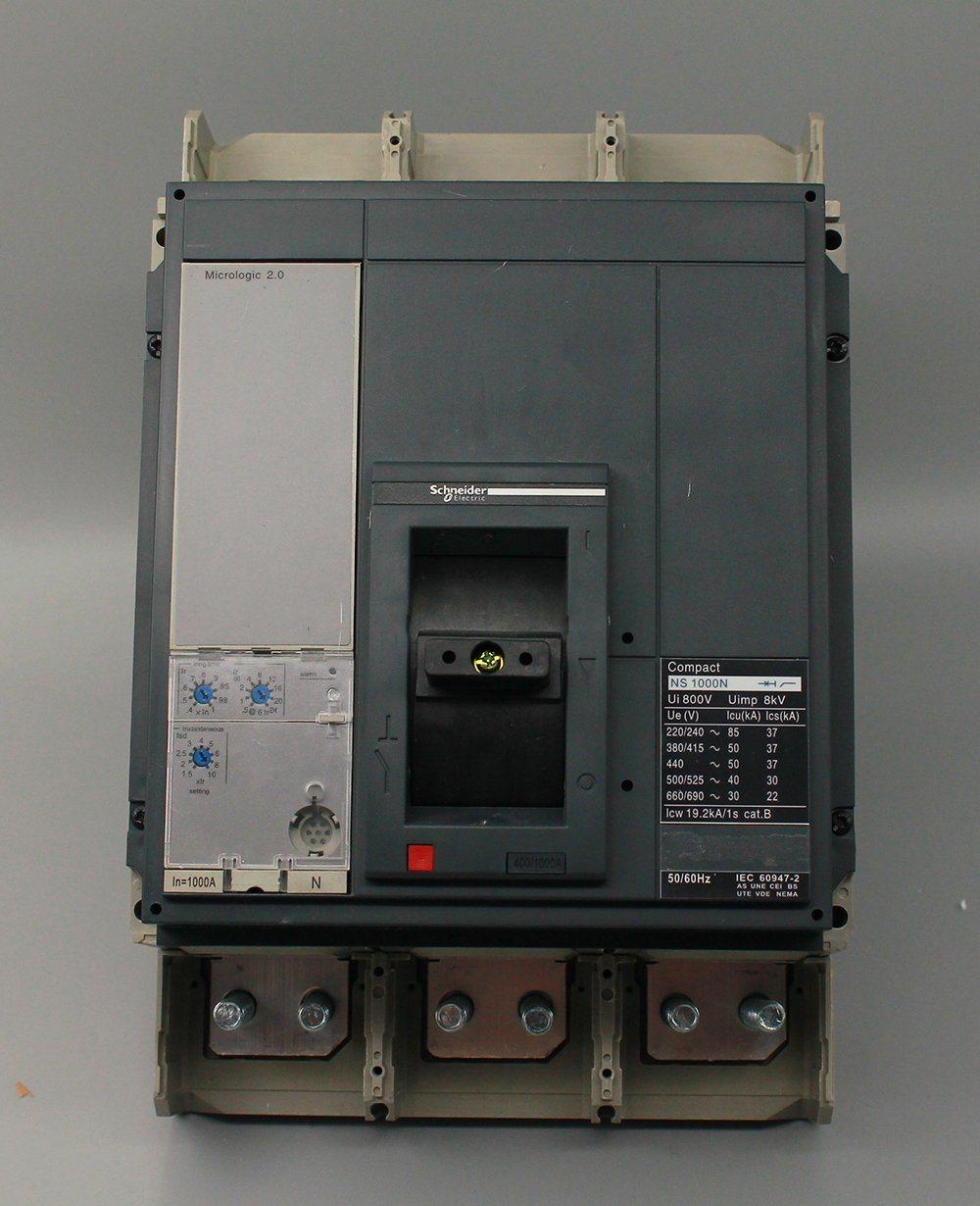 China Ce Cb Iec Ccc Schneider Electric Ns 1000amp Mccb Circuit Breaker Mould Case