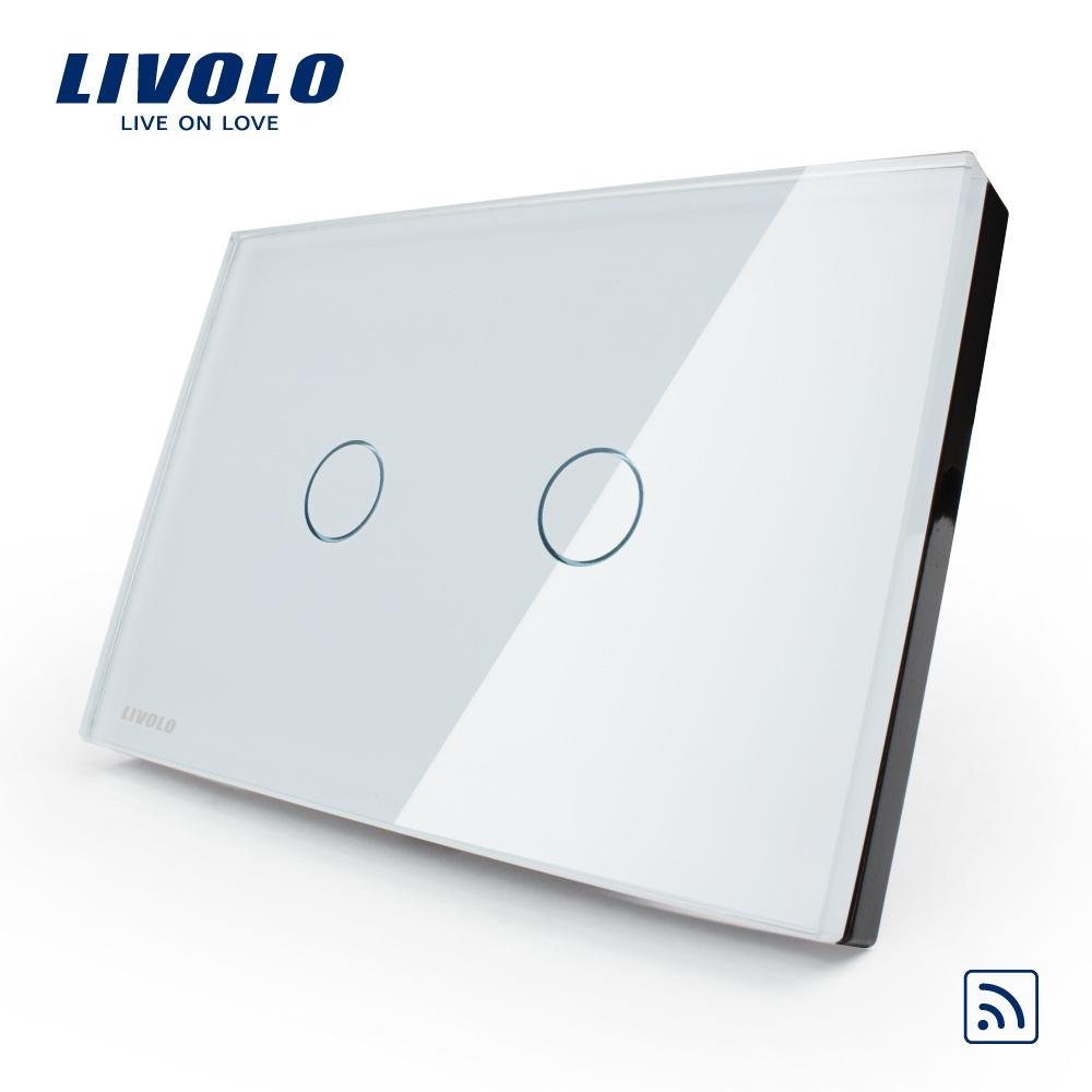 China Livolo Au/Us Standard AC 110~250V Wireless Remote Home Light ...