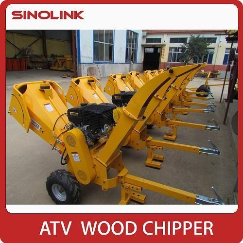 China Wood Grinder Shredder Mulcher Chipper with Good ...