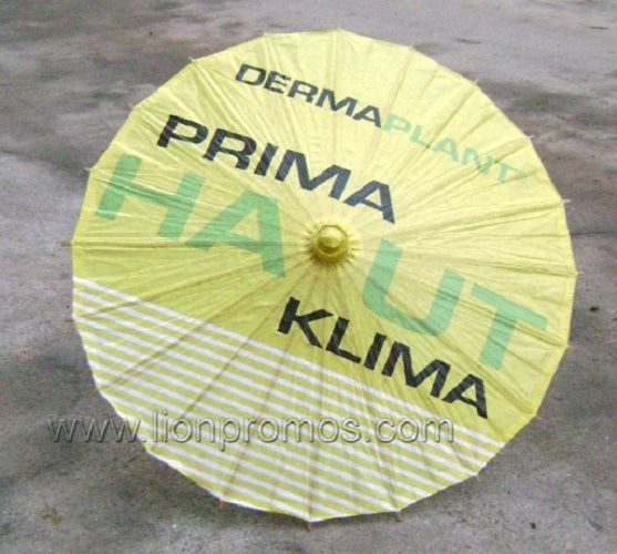Logo Printed China Element Traditional Oiled Paper Umbrella pictures & photos