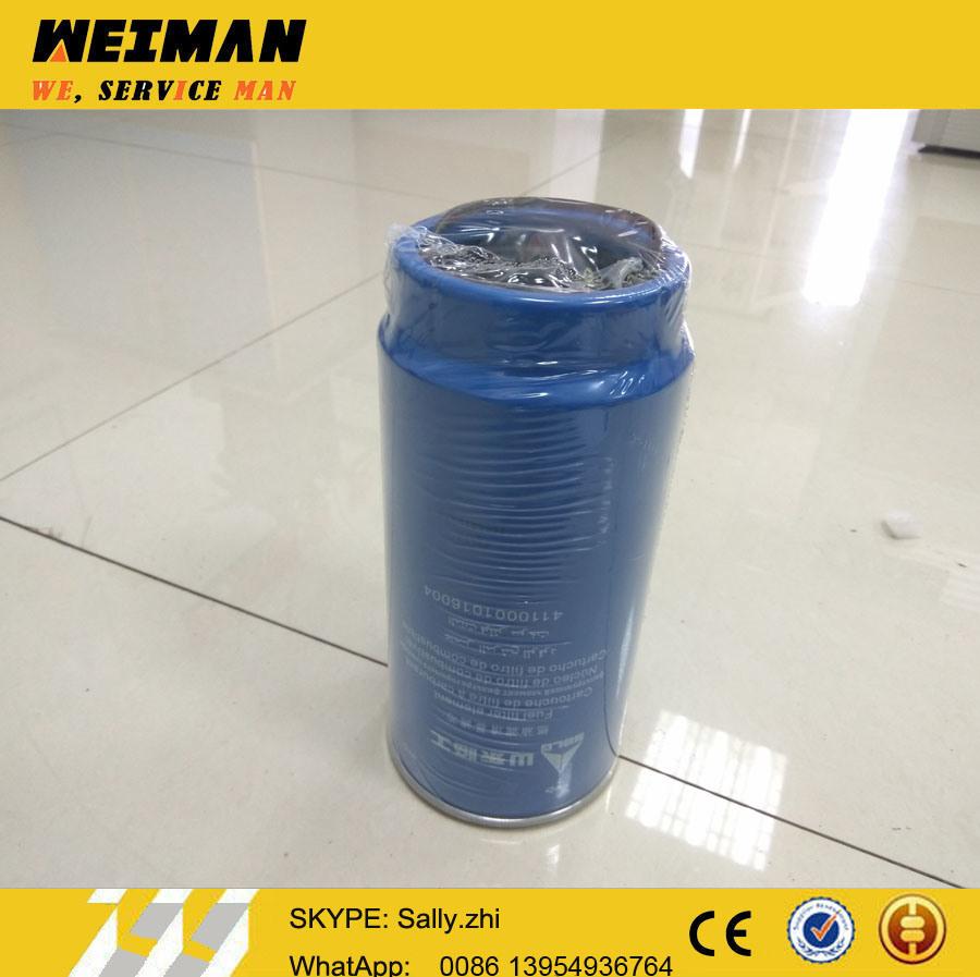 China Sdlg Fuel Filter 612600081 4110001016004 For Wheel 4 Wheeler Loader Lg936 Lg956 Lg958