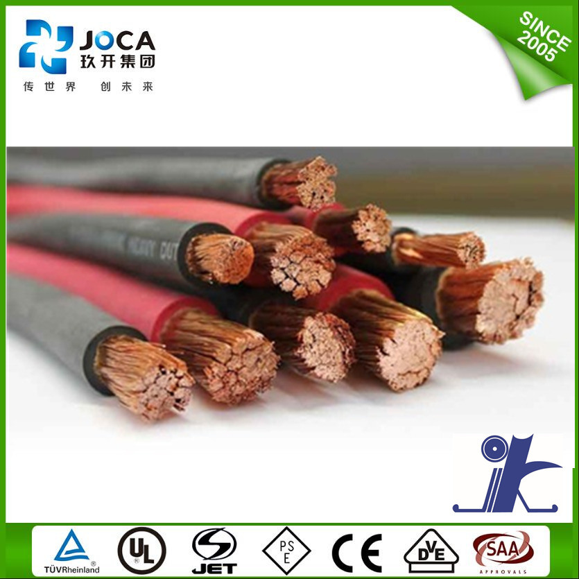 Copper Rubber Insulated 35mm2 Flexible Welding Wire pictures & photos