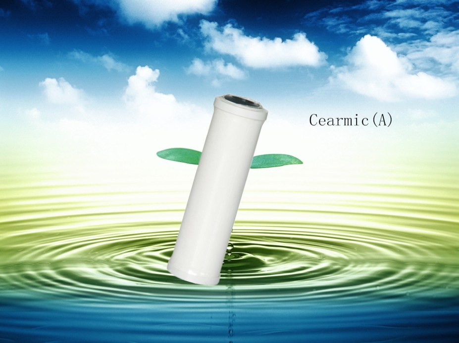 Home Household RO System Ceramic Water Filter Cartridge Doulton Type+Carbon