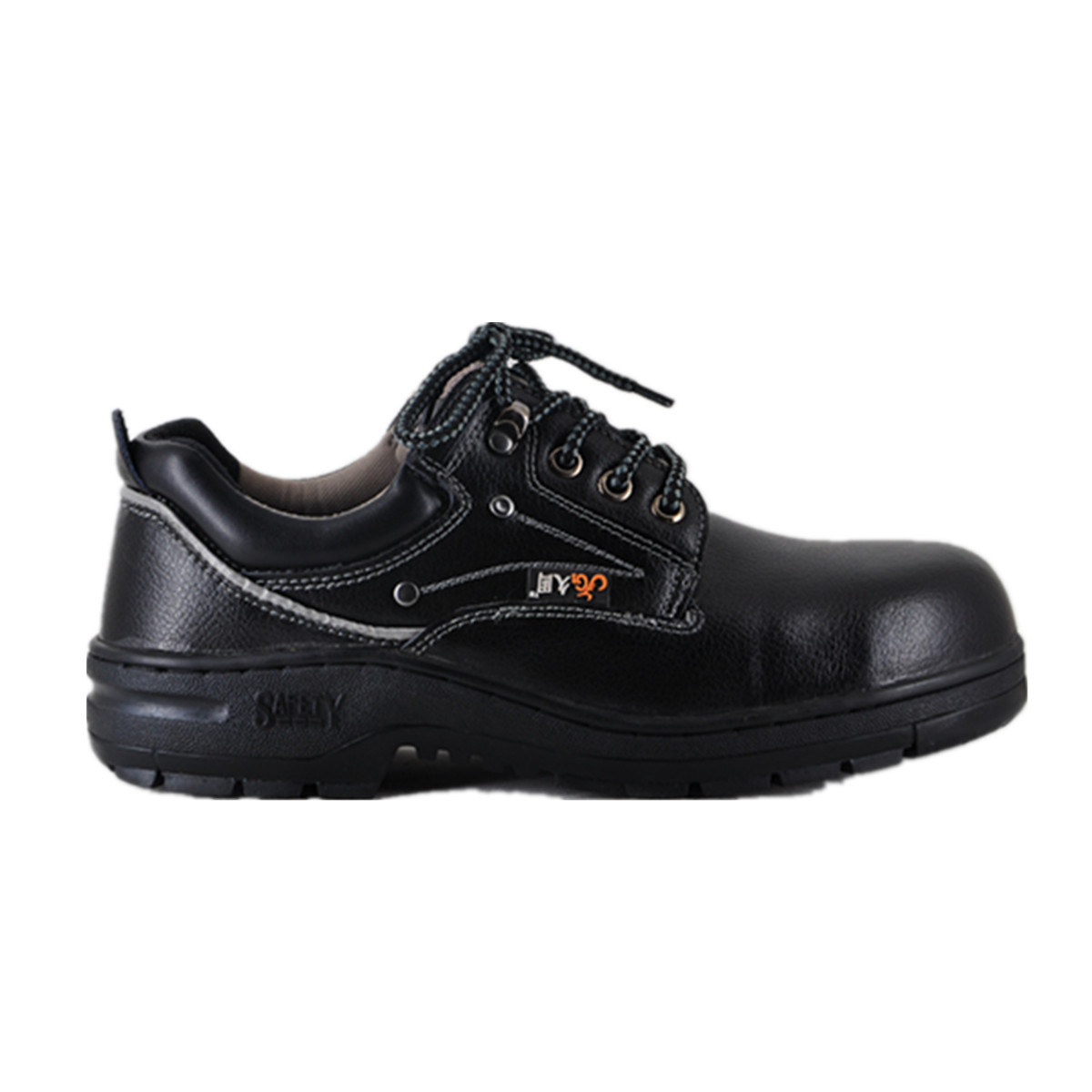 Black Colour Men Shoes
