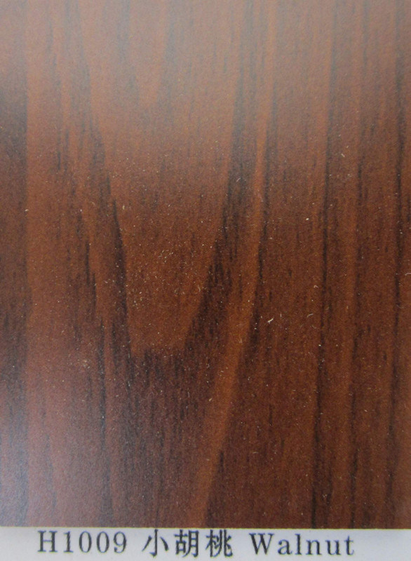 Etonnant China ISO9001: 2008 Furniture Walnut Color Melamine Particle Board (H1009)    China Chipboard, Melamine Faced Chipboard