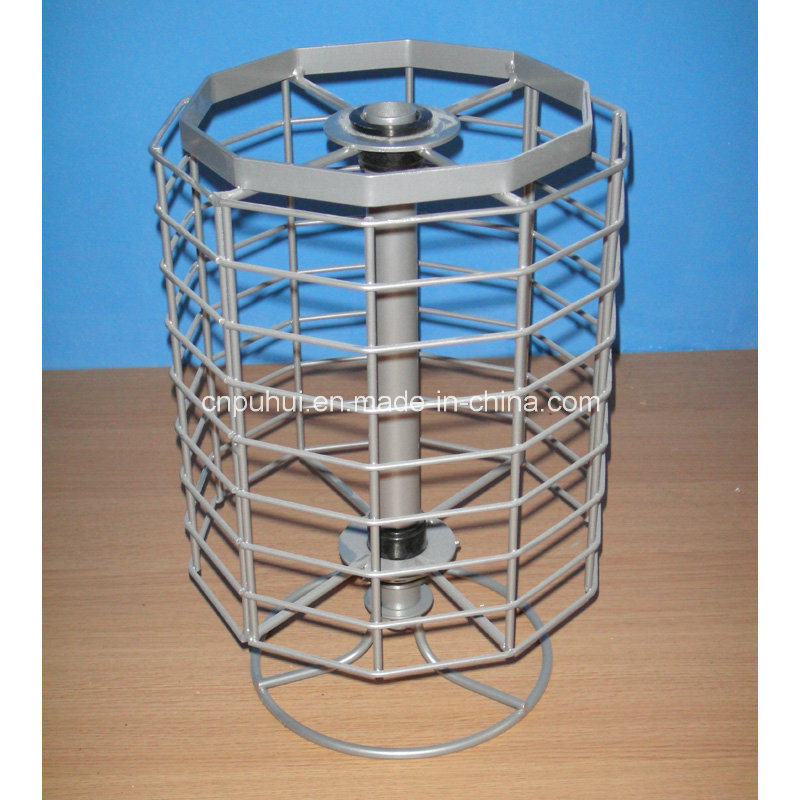 China 8 Sided Wire Counter Rotating Stand (PHY153) - China Counter ...
